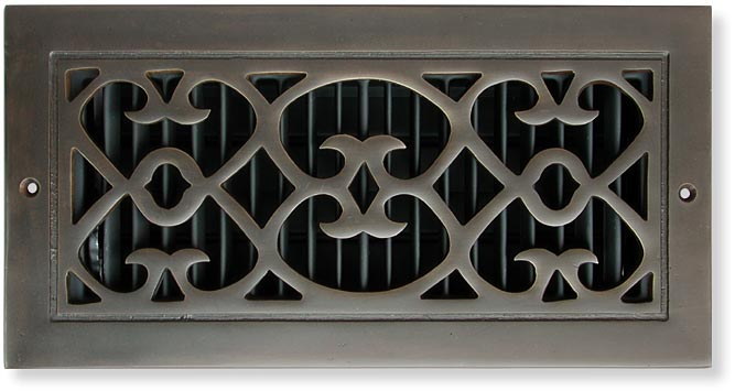 Return Air Grilles Metal And Wood