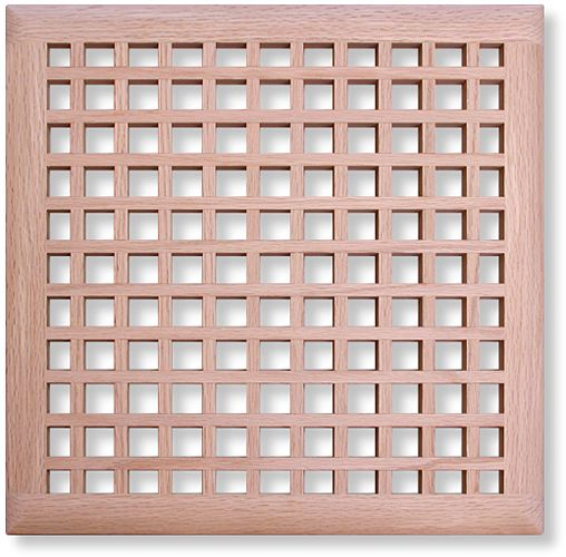 Egg Crate Return Air Grille : Eggcrate style air grille