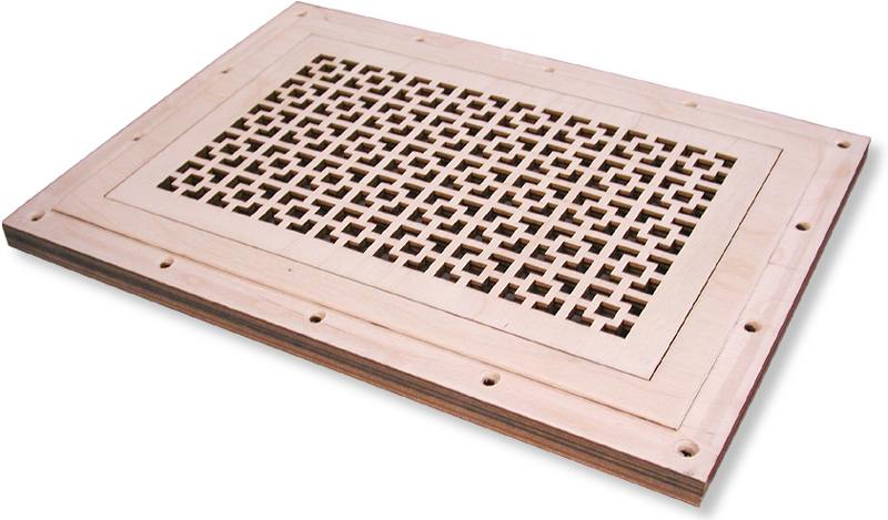 mobile home air vent registers html with Flush Mount Mag Ic Wood Grilles on Eggcrate Return Air Grille further Custom Metal Return Air Grilles Shown Installed likewise Styles further University Baseboard in addition Rv Floor Registers.